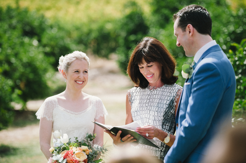 Currant shed wedding